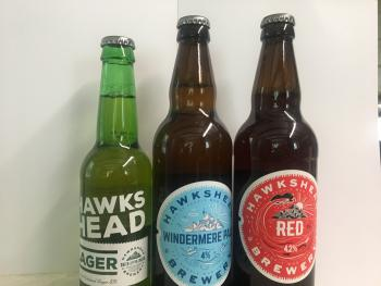 Lakeland hand made British beers