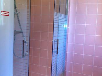 douche avec 250 l chauffeau