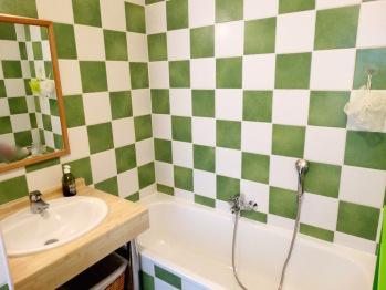Salle de bain chambre parentale