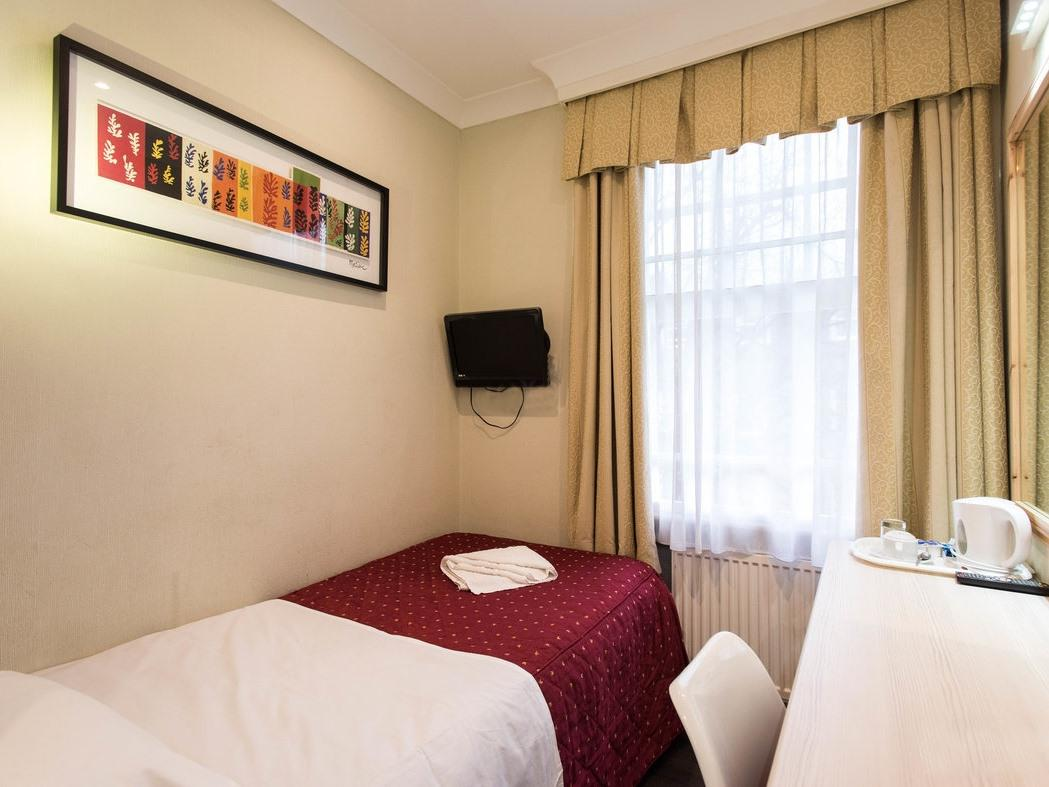 Single room-Standard-Ensuite with Shower - Single room-Standard-Ensuite with Shower