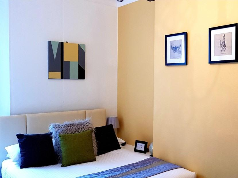 Single room-Ensuite-double bed