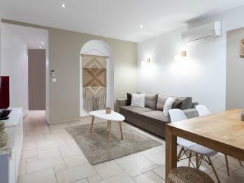 Appartement-de Luxe-Salle de bain Privée-Terrasse - Tarif de base