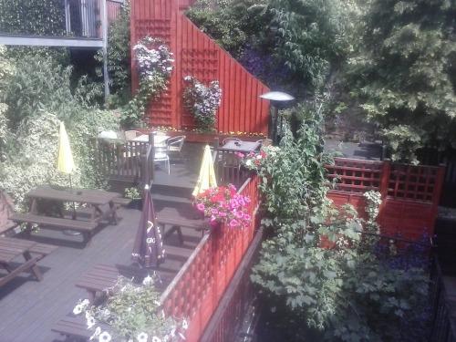Vaults Roof Garden