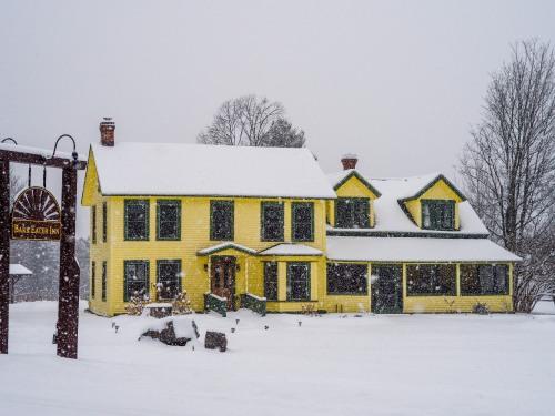 Winter Wonderland at the Inn