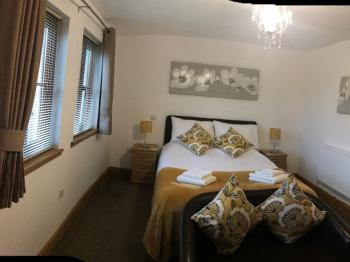 Superior Double Room with Ensuite Power Shower