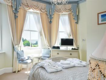 Double room-Luxury-Ensuite-Sea View-Bay View
