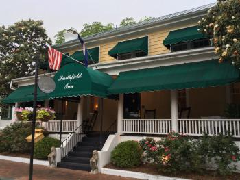 The Smithfield Inn welcomes you to Historic Downtown Smithfield VA!