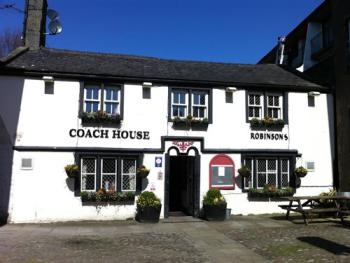 The Coach House  - The Coach House Inn, High Bentham