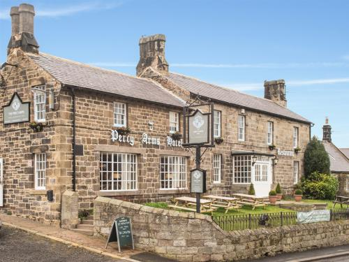 Percy Arms Hotel, Chatton