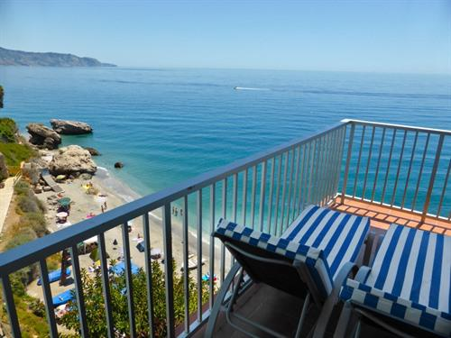 Beachview from Balcony