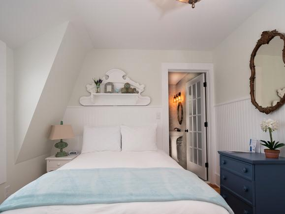 Double room-Ensuite-Standard-Partial Ocean View-116 - Main House, 1 doubl