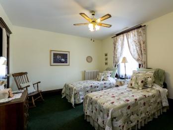 Twin room-Ensuite-Luxury-Garden View-Linden