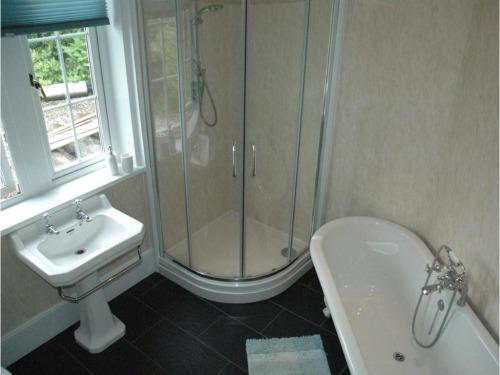 The Oratory - Chapel Annex - Bathroom