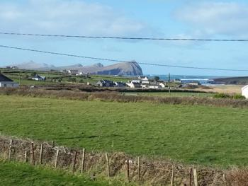 The Three Sisters from An Fhaill - The Cliff Room