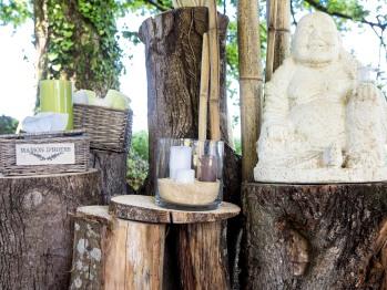 Vacance zen spa et jacuzzi détente espace bien-être en Charente-Maritime - Château de Puyrigaud
