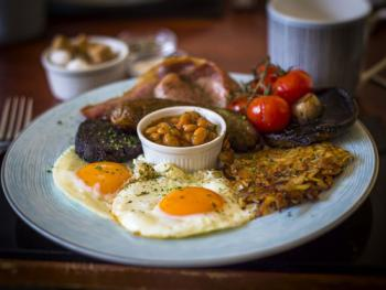 """The Yorkshire"" - Traditional Full York Breakfast"