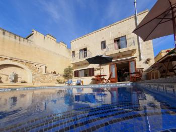 Villa-Luxury-Ensuite-Pool View-Sunset with Private Pool