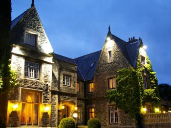 Maenan Abbey Hotel - External