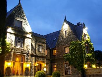 Maenan Abbey Hotel - External