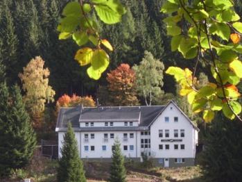 Ansicht Gebäude