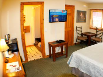 Double room-Ensuite-Deluxe-Mountain View-Silver Queen