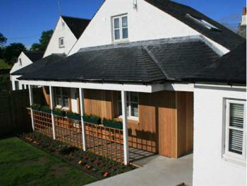 Hillhead Farm Lets - Side View