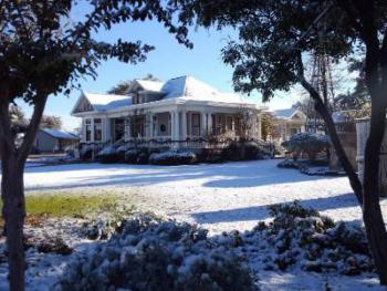 Gruene Homestead Inn - Winter 2017