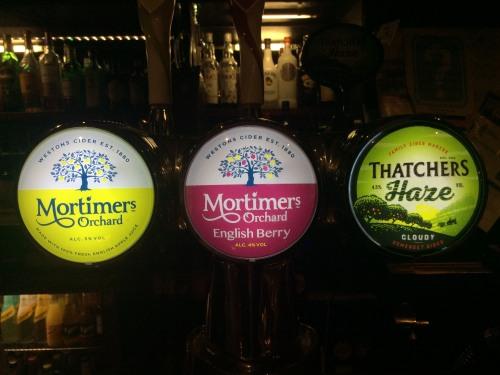 New range of Cider's