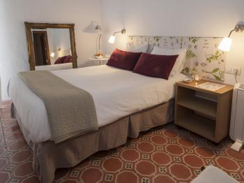Habitacion Doble-Estándar-Baño con ducha-Balcón