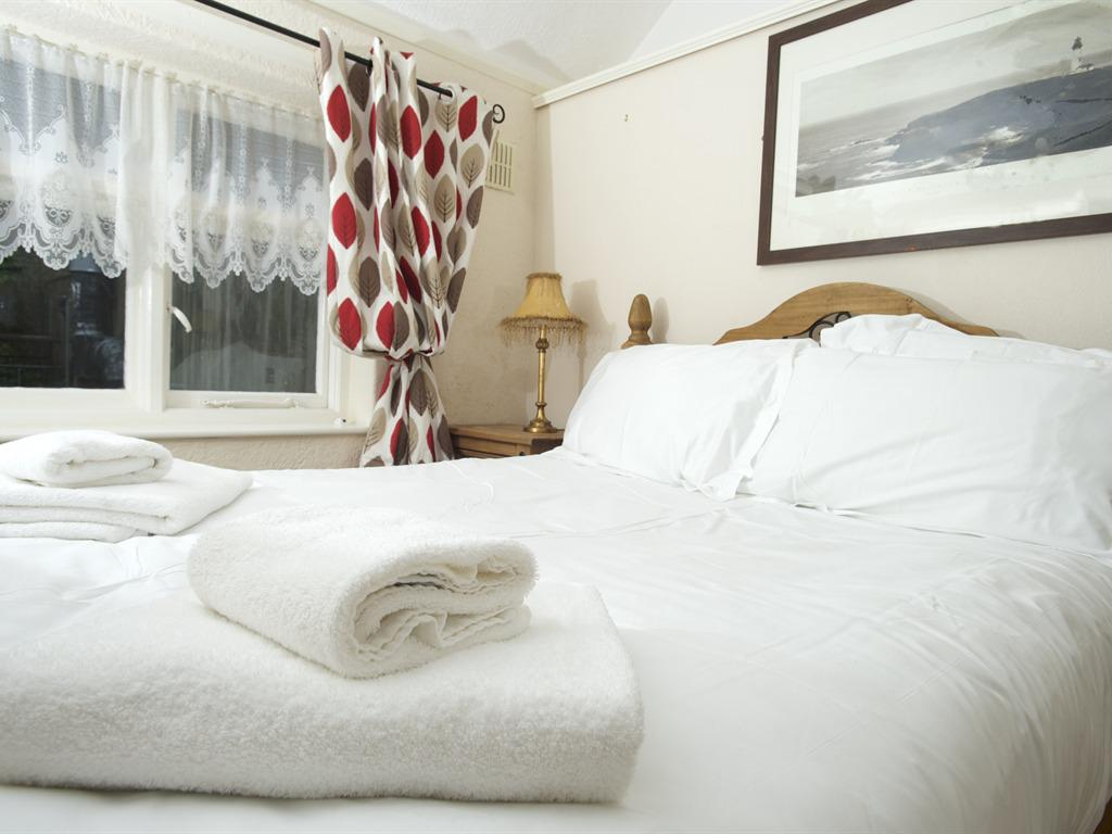 Bedroom at The Endeavour