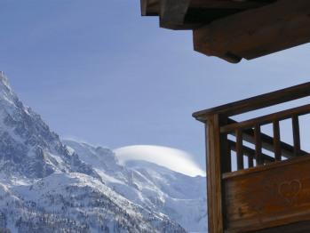 Vue Mont-Blanc