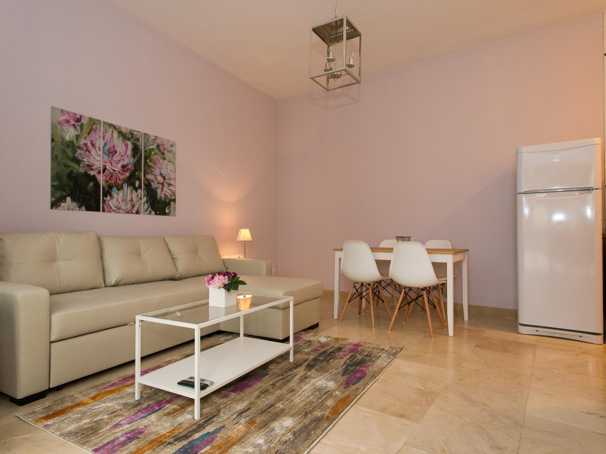 Apartamento-OB APT CON PATIO 4 PAX-Clásico-Baño para personas con movilidad reducida - Tarifa Base