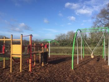 Playground - Junior area