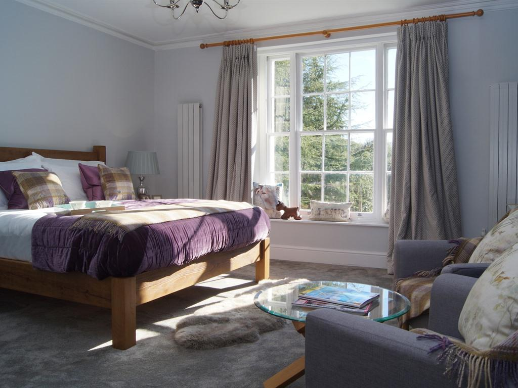Suite-Deluxe-Ensuite with Shower-Park View-Dartmoor Suite - Suite-Deluxe-Ensuite with Shower-Park View-Dartmoor Suite