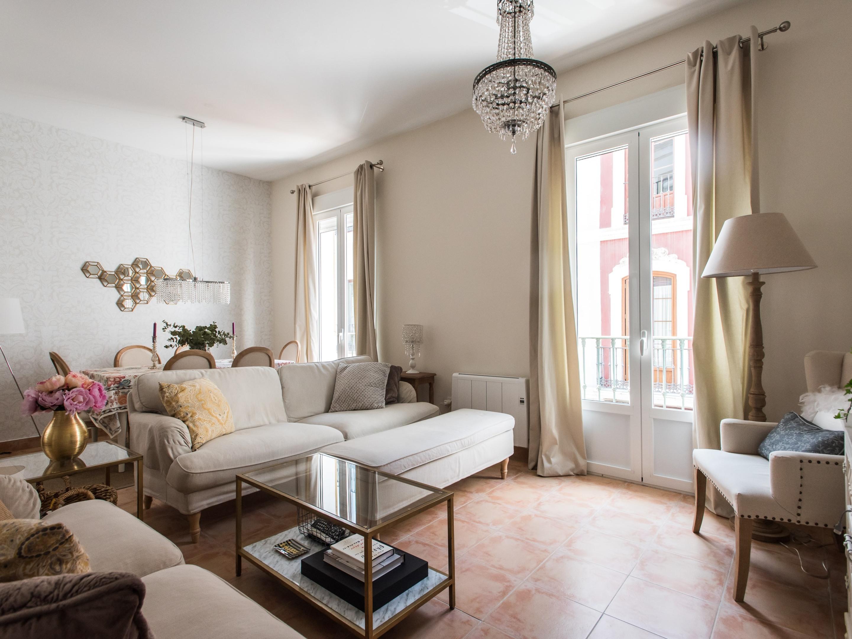 Apartamento-HERNANDO COLON 9-De Lujo-Baño con bañera-Vista a la Calle - Tarifa Base
