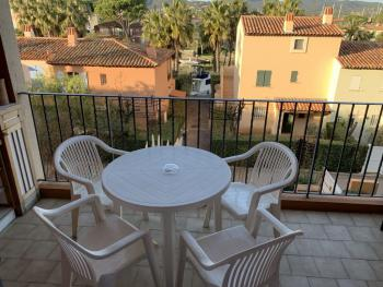 Apartment Port Cogolin with swimming pool -