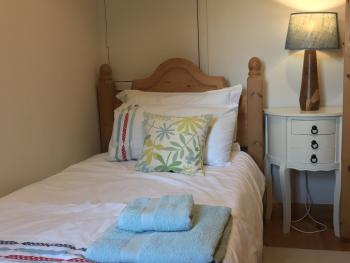 Candy Cottage single bedroom (3ft single suitable for both adult or child)