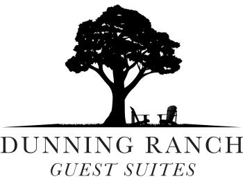 Dunning Ranch Guest Suites Logo.