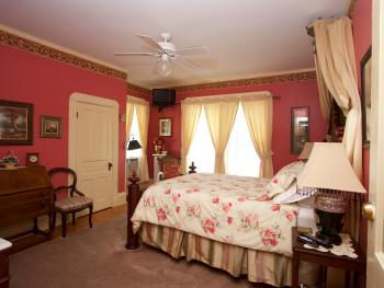 The whole room, Red Romance Room