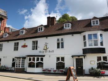 The Ship and Bell -
