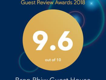 2018 Guest Review Reward
