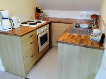 Kitchen Guest room