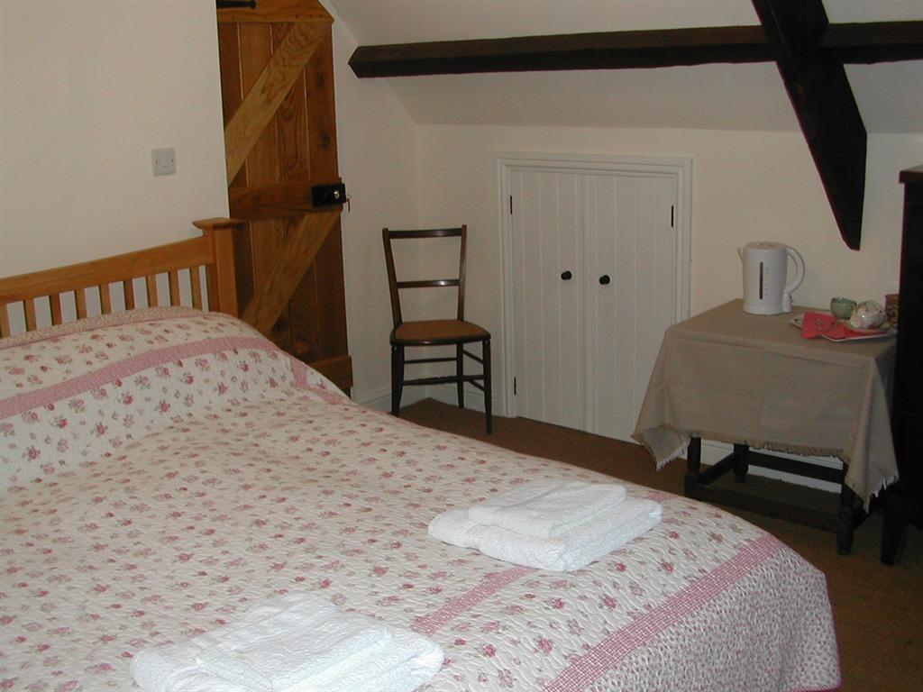 Farmhouse Top Floor Bedrooms