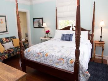 Double room-Ensuite-Standard-Green Room