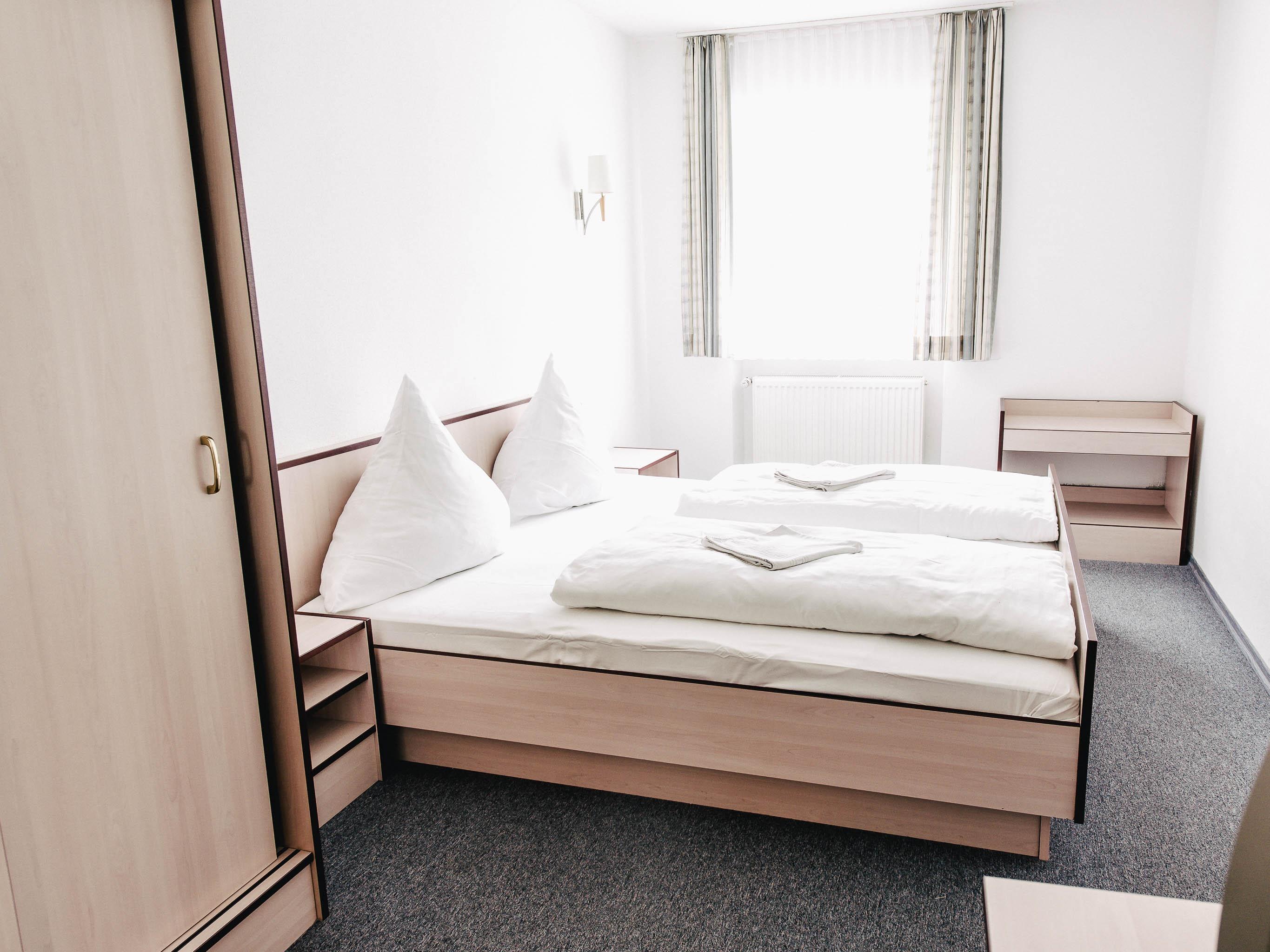 Zwei Einzelbetten Standard