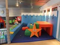 Soft play area and creche 0.1 miles
