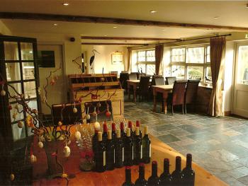 The King William IV, Hunstanton |Garden Restaurant