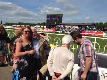A Day at Worcester Races