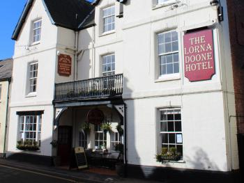 The Lorna Doone Hotel -