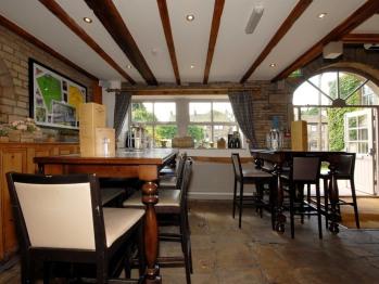 Inside The Fleece Inn
